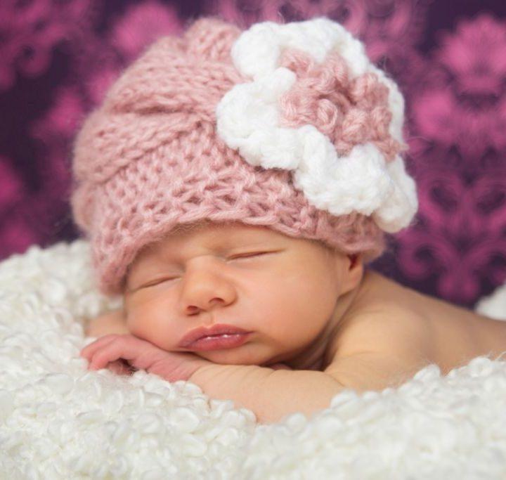 Madeleine, 16 Tage jung | Babyfotograf Markgröningen