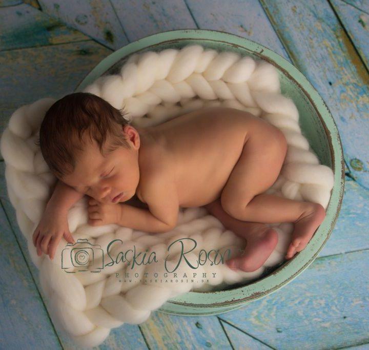 Jonah, 25 Tage jung | Babyfotos Asperg & Tamm